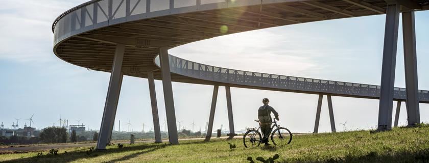 Stevens elektromos trekking kerékpár