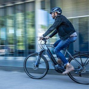 Stevens elektromos városi bicikli