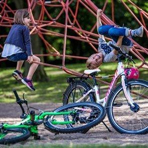 Stevens gyerek biciklik