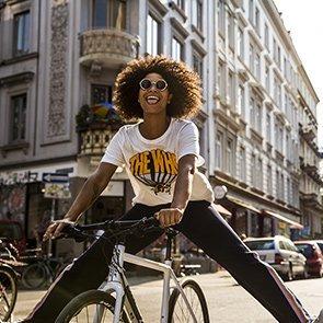 Stevens városi biciklik