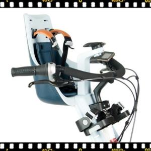 bobike exclusive mini első kerékpáros gyerekülés felszerelve