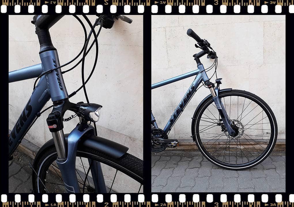 stevens 6x tour trekking bicikli