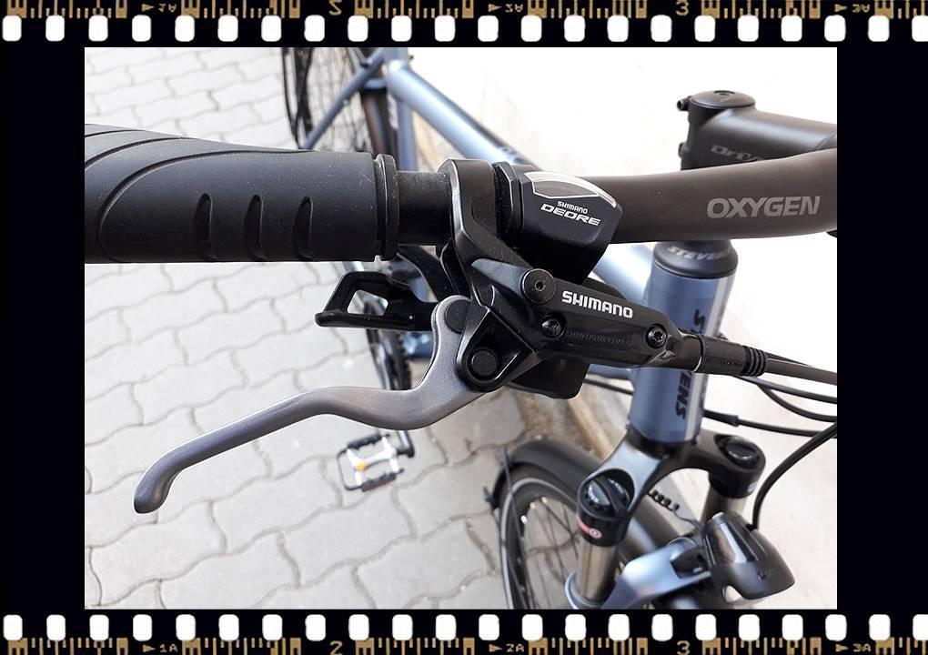 stevens 6x tour trekking kerékpár váltókar