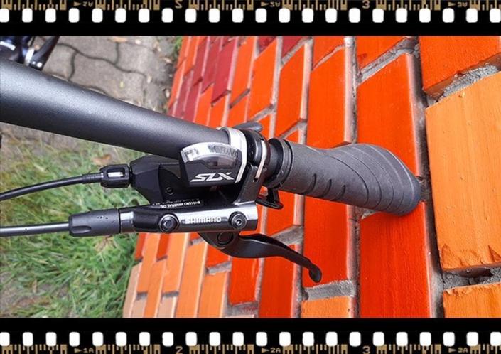 stevens 7x lite tour bicikli váltókar