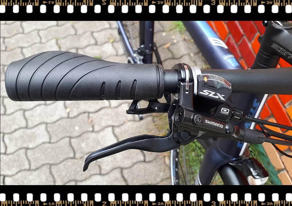 stevens 7x lite tour bicikli hátsó váltó