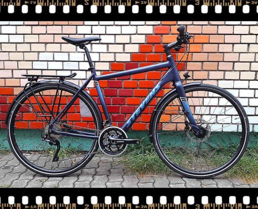 Stevens 7x Lite Tour trekking kerékpár