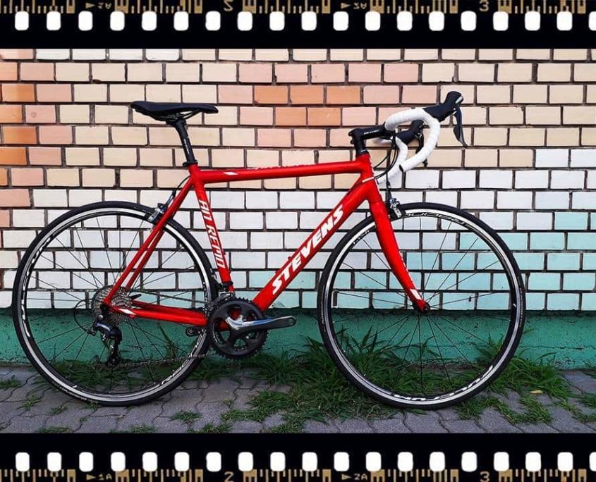 Stevens San Remo országúti kerékpár