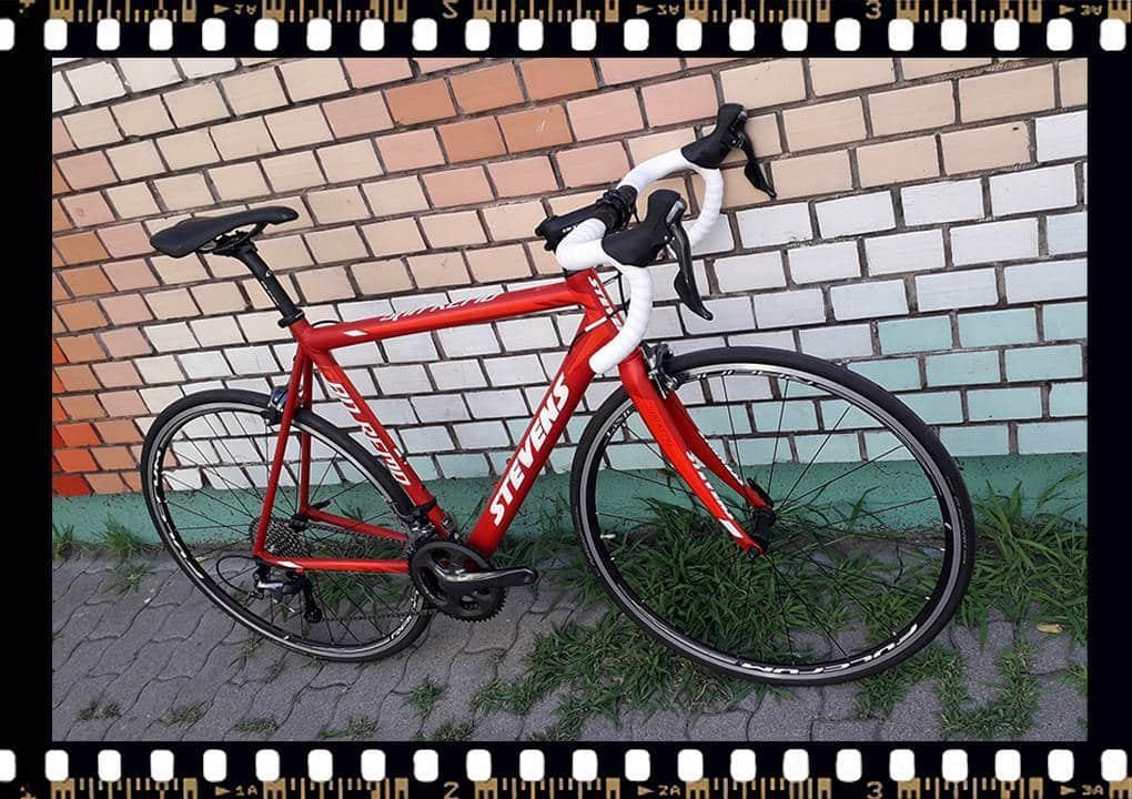 Stevens San Remo országúti kerékpár unisex