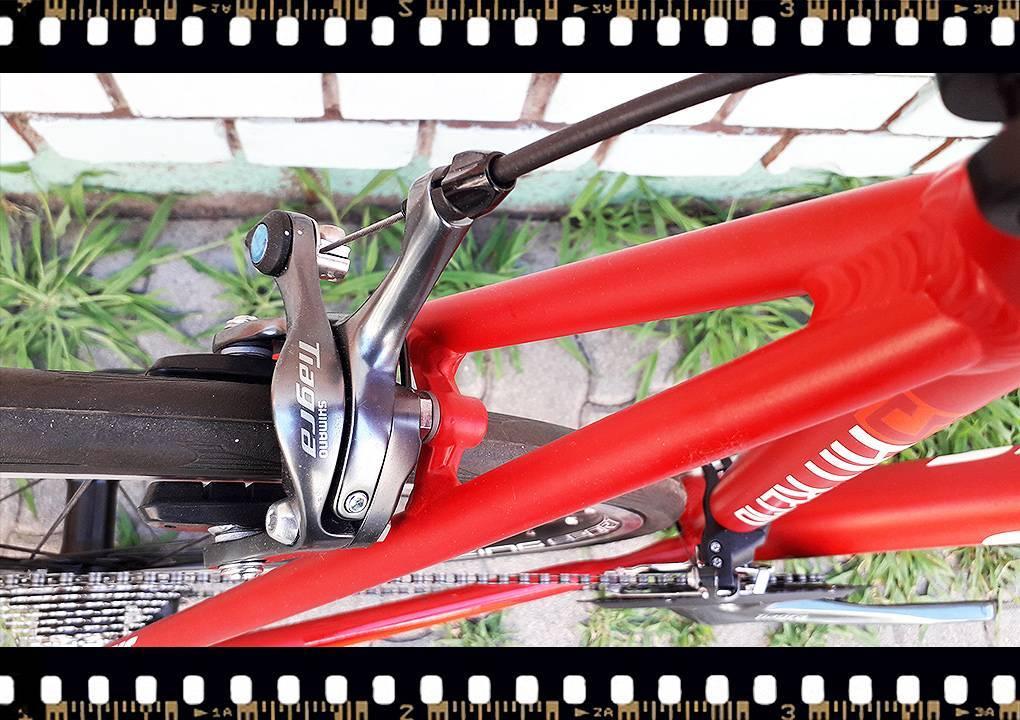 Stevens San Remo országúti kerékpár hátsó fék