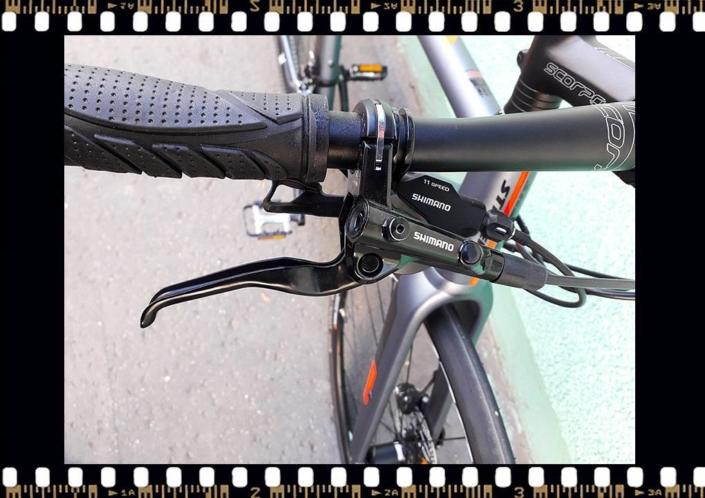 stevens strada 800 trekking kerékpár fékkar