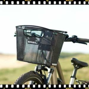 basil bold első kerékpáros kosár