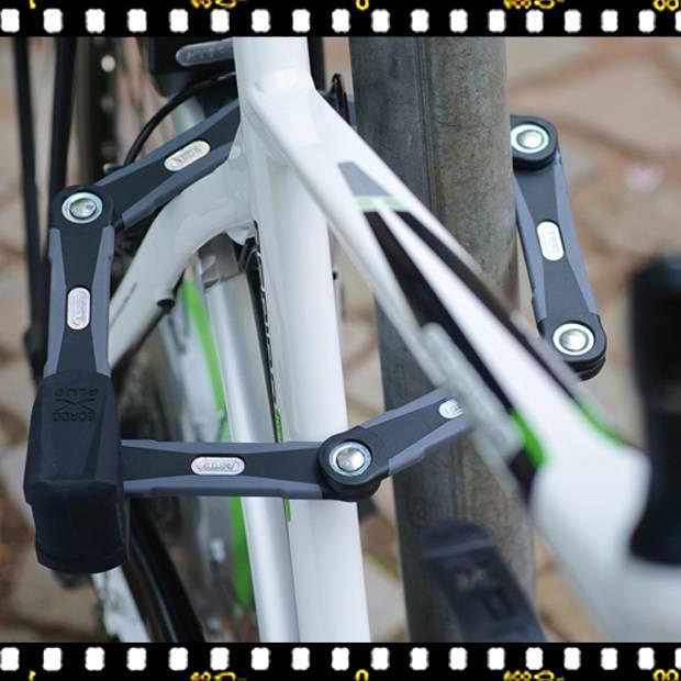 abus granit xplus 6500 85 cm-es kerékpár lakat biciklin