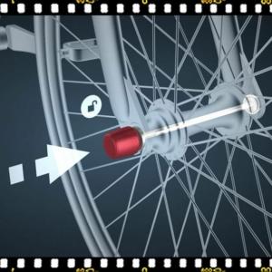 abus nutfix kerékpáros zárszerkezet