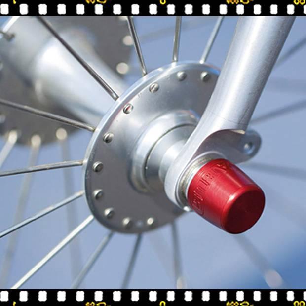 abus nutfix kerékpáros zárszerkezet biciklin