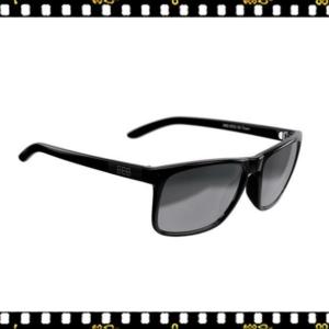 bbb town bsg-56 fényes fekete biciklis szemüveg bringangyal