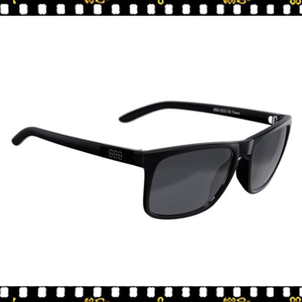 bbb town bsg-56 biciklis szemüveg matt-fekete
