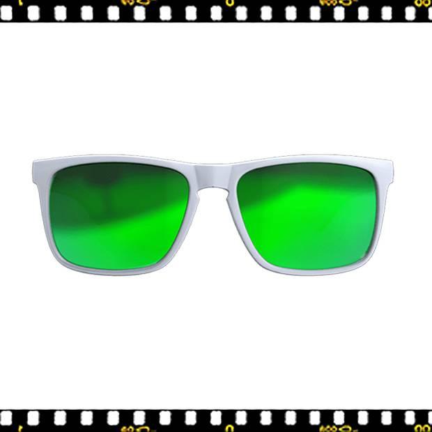 bbb town bsg-56 fehér biciklis szemüveg elöl