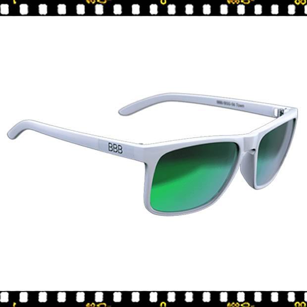 bbb town bsg-56 fehér biciklis szemüveg bringangyal