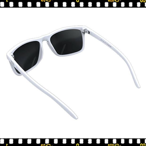 bbb town bsg-56 fehér biciklis szemüveg hátulról