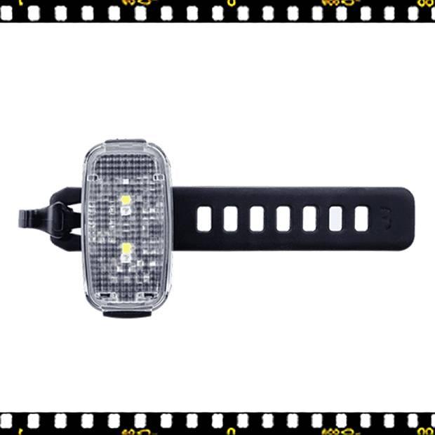 bbb spotduo első és hátsó kerékpár lámpa egyben rögzítővel
