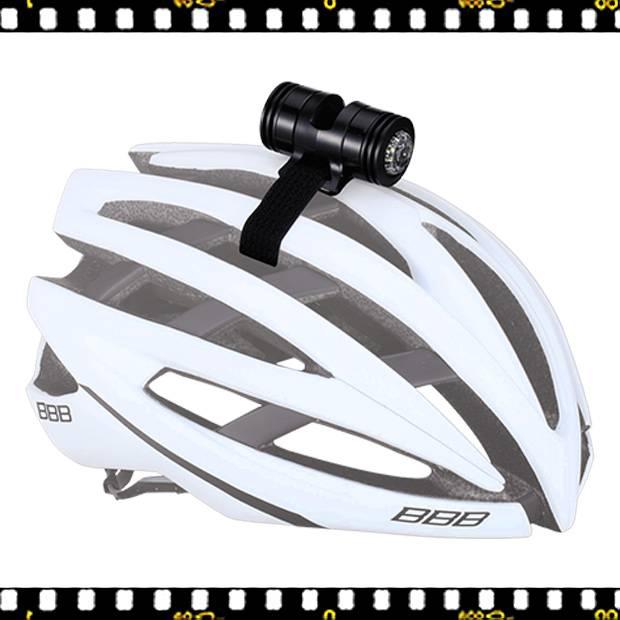 bbb spycombo kerékpár lámpaszett bukón