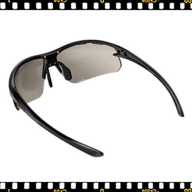 bbb impulse ph fekete biciklis szemüveg hátul