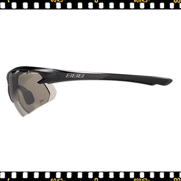 bbb impulse ph fekete biciklis szemüveg oldalt