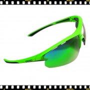 bbb impulse zöld biciklis szemüveg