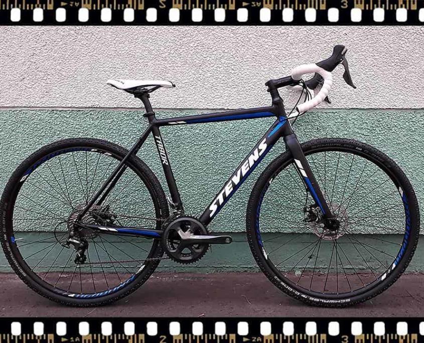 Stevens Tabor országúti kerékpár