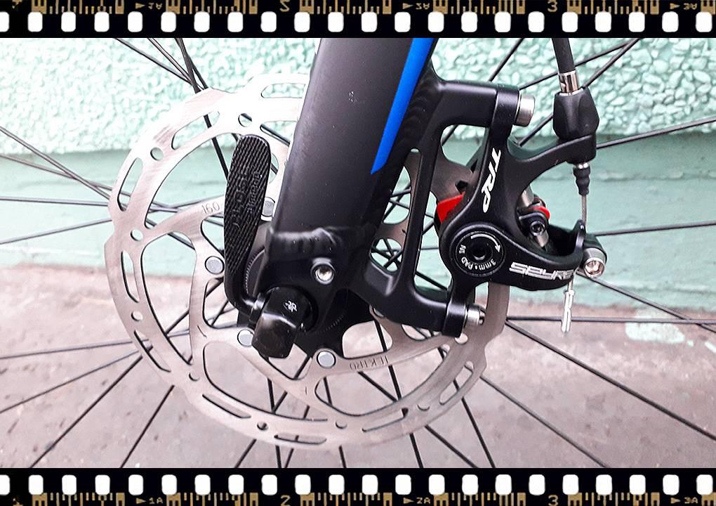 stevens tabor országúti kerékpár tárcsafék