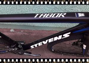 stevens tabor országúti kerékpár váz név