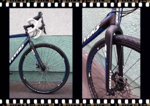 stevens tabor országúti kerékpár villa