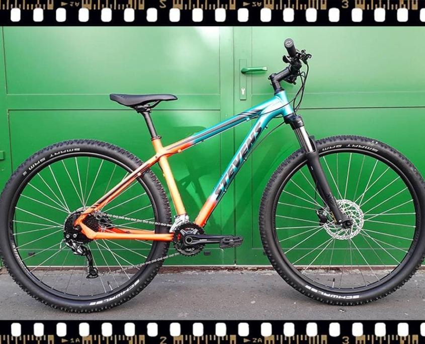 stevens tonga xc alloy kerékpár