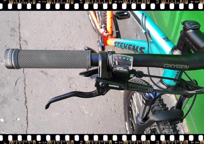 stevens tonga xc alloy kerékpár fékkar