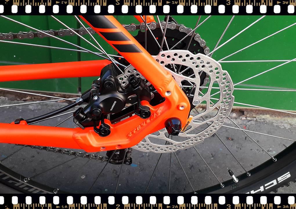 stevens tonga xc alloy kerékpár hátsó tárcsafék