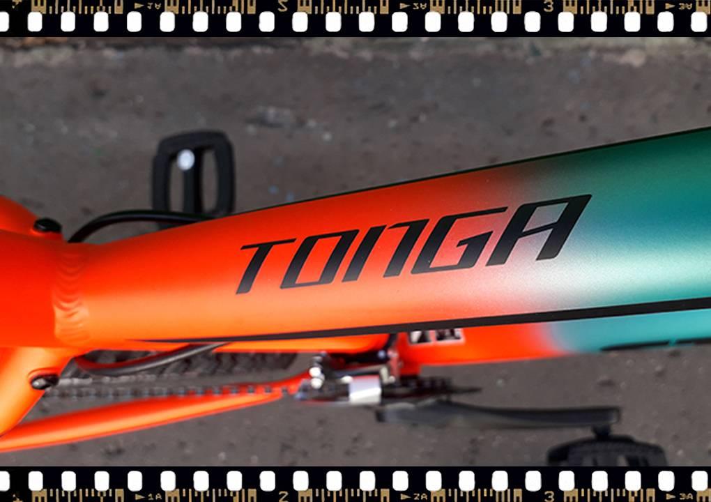 stevens tonga xc alloy kerékpár váz név