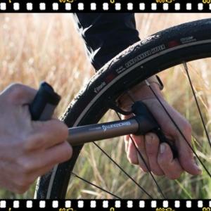 blackburn airstik anyvale bicikli pumpa használatban