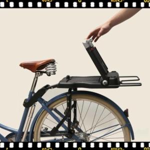 bobike classic biciklis gyerekülés biciklin