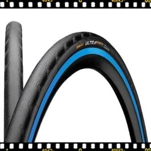 continental ultra sport II kék kerékpár külső