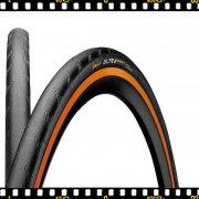 continental ultra sport II narancssárga kerékpár külső