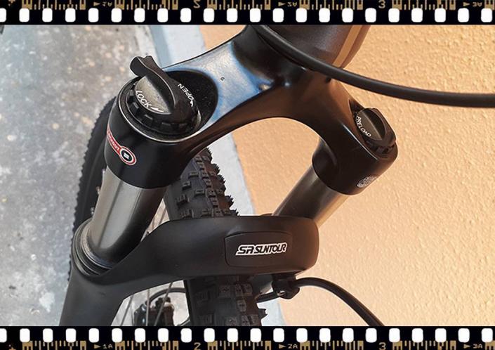 stevens 4x trekking kerékpár teleszkóp