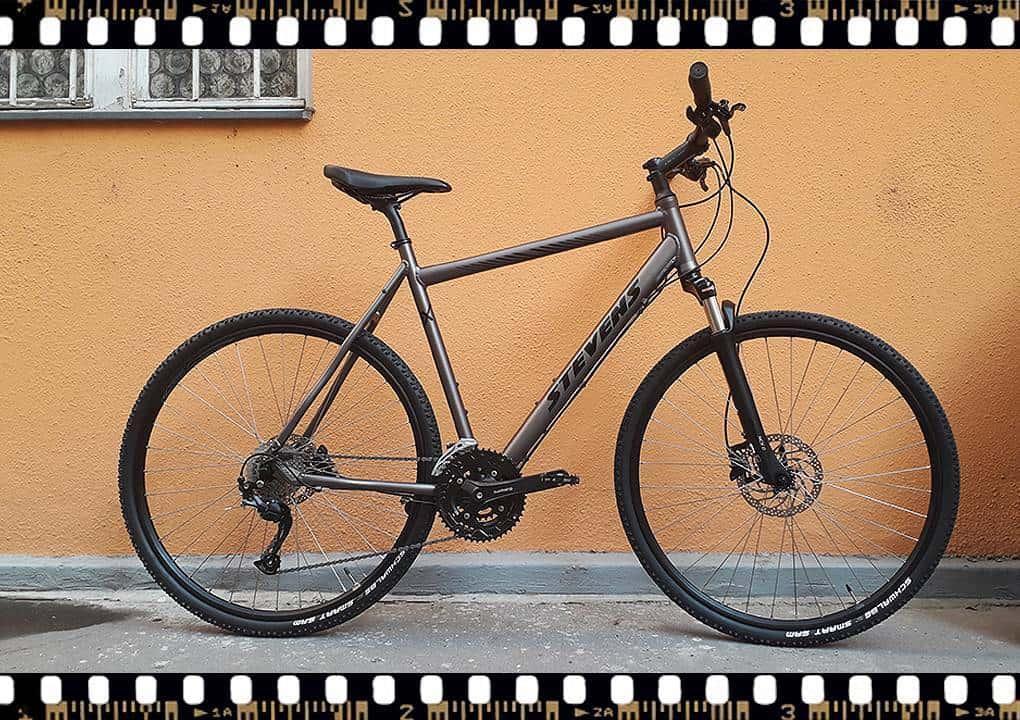 stevens 4x trekking kerékpár