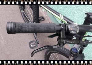 stevens tonga mtb fekete kerékpár fékkar