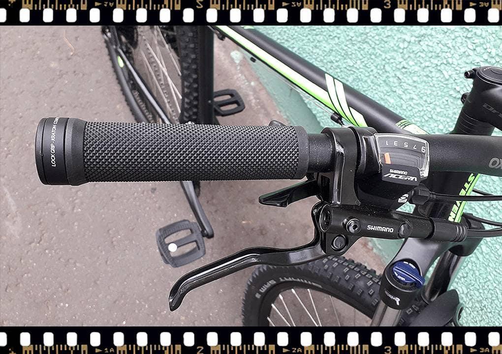 stevens tonga mtb fekete kerékpár váltó