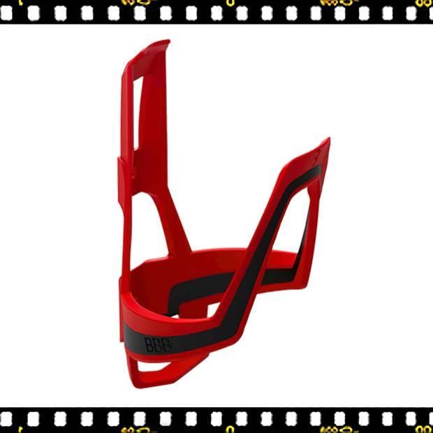 bbb dualcage piros biciklis kulacstartó