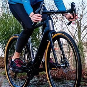 stevens elektromos gravel bicikli