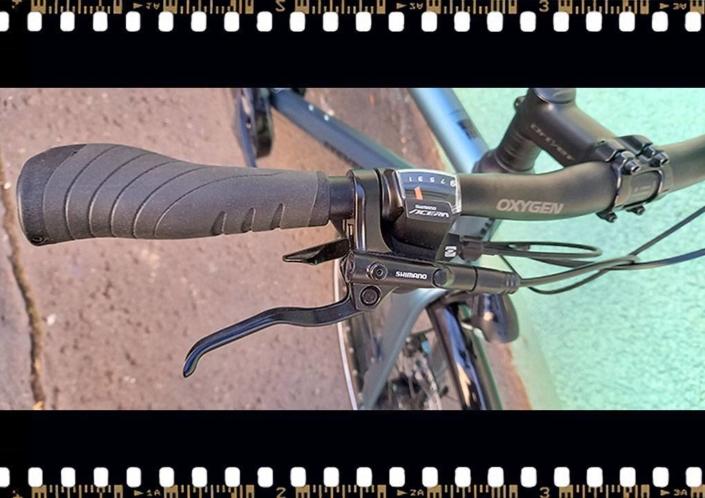 stevens galant lite trekking kerékpár fék
