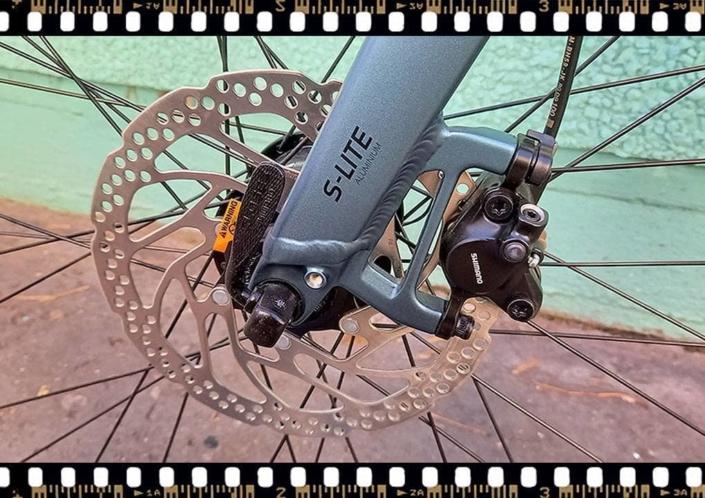 stevens galant lite trekking kerékpár tárcsafék