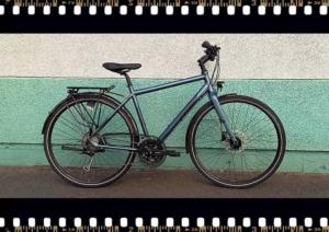 stevens galant lite trekking kerékpár