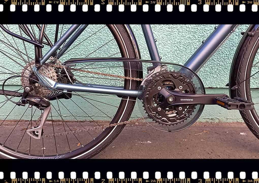 stevens galant lite trekking kerékpár lánc